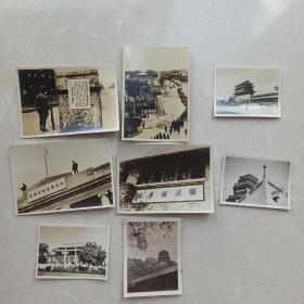 民国照片 北京老照片 老照片八张合售 日军 北京入城式 日军占据通州 独流镇 日军占据佛香阁 民国时期天安门 有和平建国字样 民国时期北京城门照片  最大规格尺寸照片为8.2✖️5.5cm 品好如图