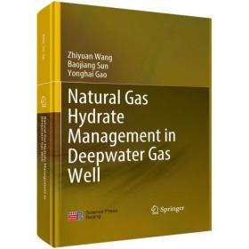 深水气井天然气水合物防治理论与技术(英文版)