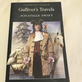 格列佛游记英文版 Gulliver's Travels