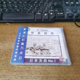 宇多田光CD未开封