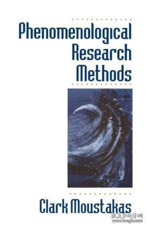 Phenomenological Research Methods-现象学研究方法