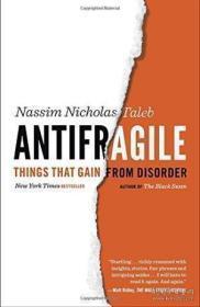 Antifragile-反脆弱