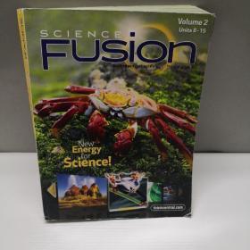 Science Fusion, Volume 2 , Unite 8-15