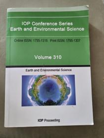 iop conference series earth and environmental science iop地球与环境科学系列会议