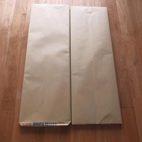 中国2010年红星牌老宣纸特寸2刀各50张85*115棉料单宣 N730