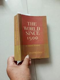 The World Since 1500:A Global History 1500年以后的世界(英文版)