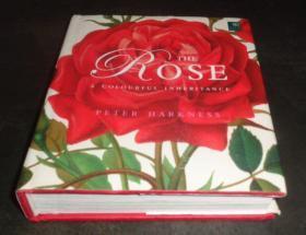 2手英文 The Rose: A Colourful Inheritance: The Fine Art of Cultivation 玫瑰绘画 花卉 小本 fa13