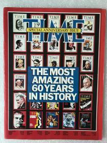 Time时代 The Most Amazing 60 Years in History