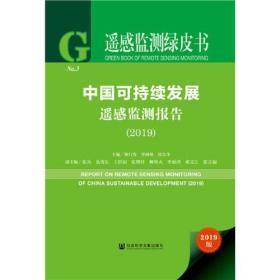 遥感监测绿皮书:中国可持续发展遥感监测报告(2019)