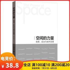 正版 空间的力量 地理政治与城市发展 第二版2版 空间政治经济学的视角理解中国 区域发展 经济增长方式 城市发展体系 经济学书籍
