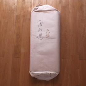 日本宇陀土笔高级老宣纸画仙纸2.1*6.3尺25张厚夹宣手漉和纸N728