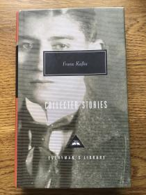 Collected stories by Franz Kafka 弗兰兹·卡夫卡作品选 Everyman's Library 人人文库 全网最低价包邮(人人文库全场2件9.5折,3件9折)