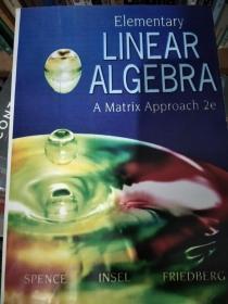 Elementary Linear Algebra 基础线性代数