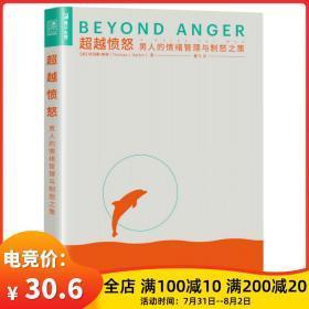 正版 超越愤怒 男人的情绪管理与制怒之策 托马斯哈宾 治愈系心理学 家庭治疗情绪管理书籍 男性心理成长书籍