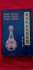 明清民窑瓷器鉴定(嘉靖\隆庆\万历卷,一版一印)