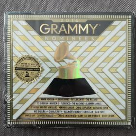 2016 GRAMMY Nominees-藝人:歐美群星-格萊美的喝彩2016-美版正版CD