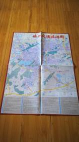 徐州地圖(包郵)
