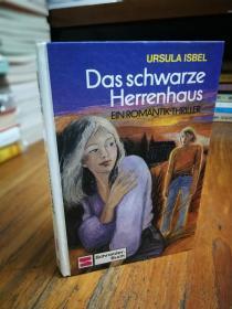 DAS SCHWARZE HERRENHAUS 德文原版
