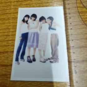 早期女團組合照片1張