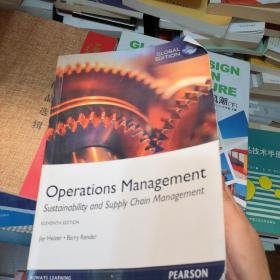 Operations Management 运营管理全球版
