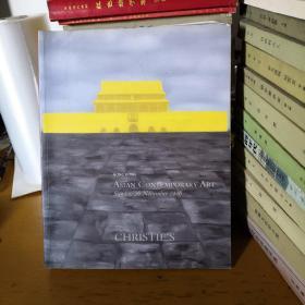 CHRISTIES HONGKONG ASIAN CONTEMPORARY ART 2006