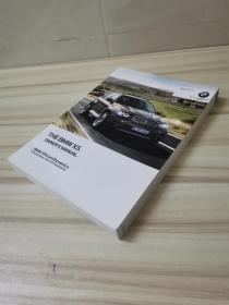宝马 BMW X5 用户手册 英文版