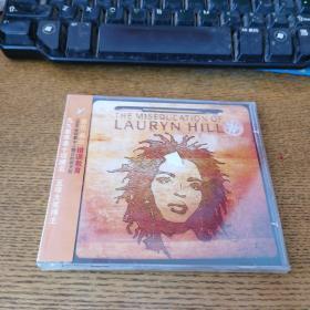 劳伦希尔错误教育CD未开封