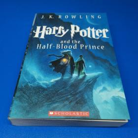 Harry Potter and the Half-Blood Prince - Book 6