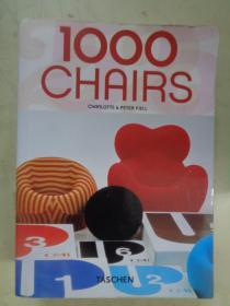 1000 Chairs【1000款椅子产品设计】