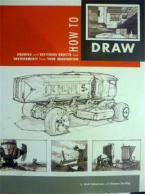 英文原版         How To Draw       怎么画