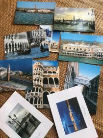 威尼斯风光明信片10张