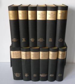 Der Babylonische Talmud. 12 Bände komplett  巴比伦 塔木德 完整德文译本