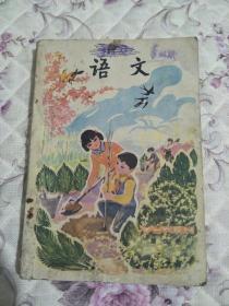 小学语文第四册