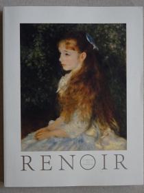 全网唯一 RENOIR 皮埃尔·奥古斯特·雷诺阿 传统与革新 印象派油画人物、花卉、风景、雕塑作品集 日文原版现货