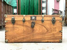 民囯樟木箱