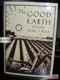1版1印1931年美國出版,賽珍珠著《大地》 精裝24開