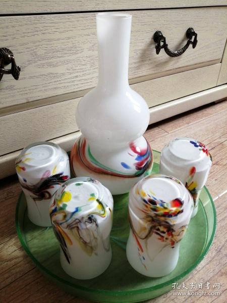 老琉璃水具