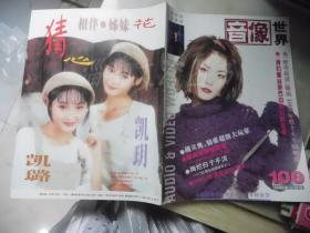音像世界1996年2月号【封面人物王靖雯】(增海报一张)