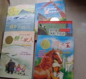 国际大奖小说 3本+爱藏本2本 (5本合售):A5
