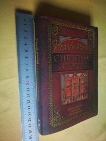 英文原版 Heartwarming Christmas Stories: A Cozy Collection of Fiction for the Holidays