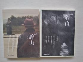 《碧山01:东亚的书院》  《碧山02:去国还乡》两本合售