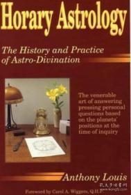 Horary Astrology-时间占星术
