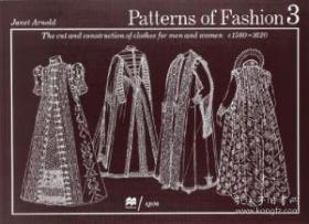 Patterns Of Fashion-时装式样