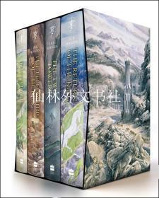 【包邮】The lord of the rings & The Hobbit