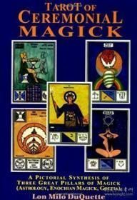 Tarot Of Ceremonial Magick-仪式魔法塔罗牌