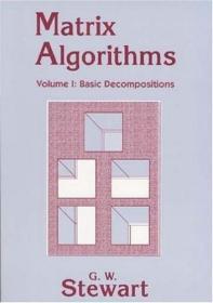 Matrix Algorithms-矩阵算法