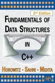 Fundamentals Of Data Structures In C++-C++中数据结构的基础