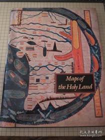 Maps Of The Holy Lands: Images Of Terra Sancta Through Two Millenia-圣地地图:从两千年以来的三座座地图