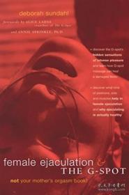 Female Ejaculation & The G-spot-女性射精与G点