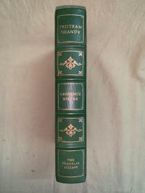 Franklin library限量本:Laurence Sterne:Tristram Shandy 《项狄传》世界永恒经典100本名著系列丛书